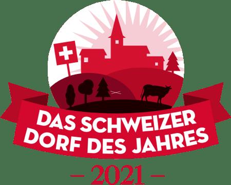 Schweizer Dorf des Jahres 2021