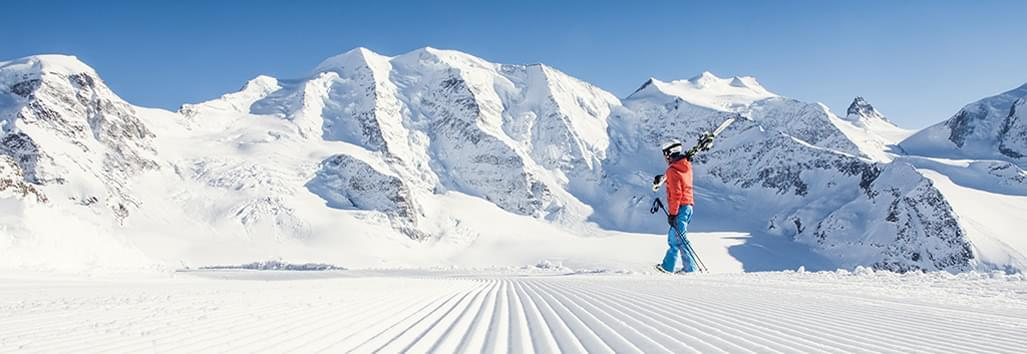 Winter in engadin st moritz for Designhotel skigebiet