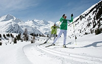PONTRESINA – OPENING OF THE CROSS-COUNTRY SKIING SEASON