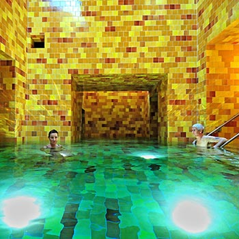 Romantik Hotel Muottas Muragl - Romance & Relaxation