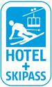 Hotel und Skipass