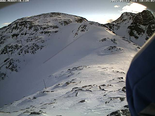 Webcam Pontresina Diavolezza
